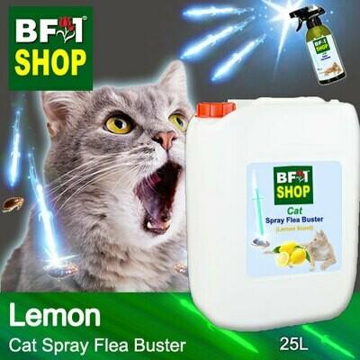 Cat Spray Flea Buster (CSY-Cat) - Lemon - 25L ⭐⭐⭐⭐⭐