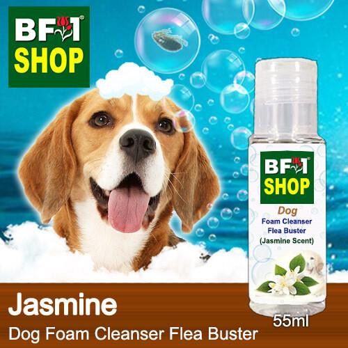 Dog Foam Cleanser Flea Buster (DFC-Dog) - Jasmine - 55ml ⭐⭐⭐⭐⭐