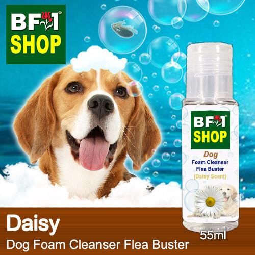 Dog Foam Cleanser Flea Buster (DFC-Dog) - Daisy - 55ml ⭐⭐⭐⭐⭐