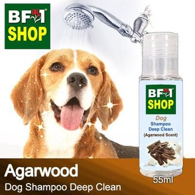 Dog Shampoo Deep Clean (DSDC-Dog) - Agarwood - 55ml ⭐⭐⭐⭐⭐