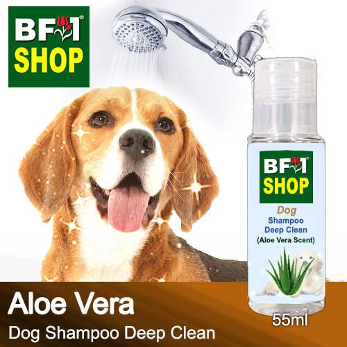 Dog Shampoo Deep Clean (DSDC-Dog) - Aloe Vera - 55ml ⭐⭐⭐⭐⭐