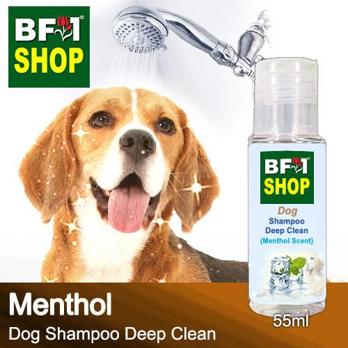 Dog Shampoo Deep Clean (DSDC-Dog) - Menthol - 55ml ⭐⭐⭐⭐⭐