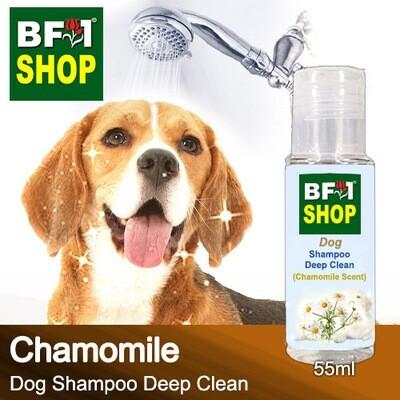 Dog Shampoo Deep Clean (DSDC-Dog) - Chamomile - 55ml ⭐⭐⭐⭐⭐