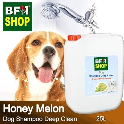 Dog Shampoo Deep Clean (DSDC-Dog) - Honey Melon - 25L ⭐⭐⭐⭐⭐