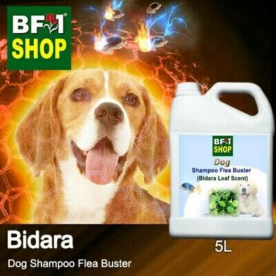 Dog Shampoo Flea Buster (DSO-Dog) - Bidara - 5L ⭐⭐⭐⭐⭐