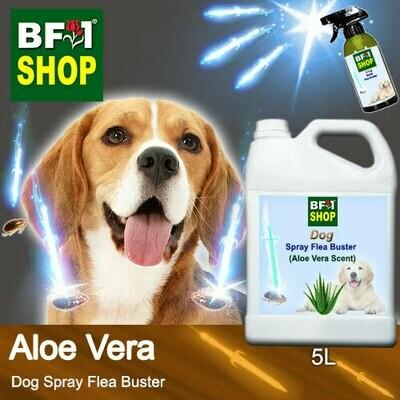 Dog Spray Flea Buster (DSY-Dog) - Aloe Vera - 5L ⭐⭐⭐⭐⭐