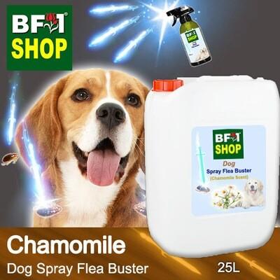 Dog Spray Flea Buster (DSY-Dog) - Chamomile - 25L ⭐⭐⭐⭐⭐
