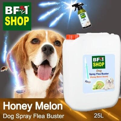 Dog Spray Flea Buster (DSY-Dog) - Honey Melon - 25L ⭐⭐⭐⭐⭐