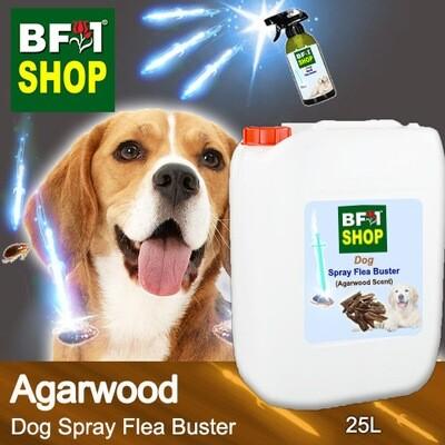 Dog Spray Flea Buster (DSY-Dog) - Agarwood - 25L ⭐⭐⭐⭐⭐