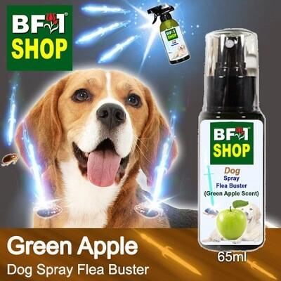 Dog Spray Flea Buster (DSY-Dog) - Apple - Green Apple - 65ml ⭐⭐⭐⭐⭐