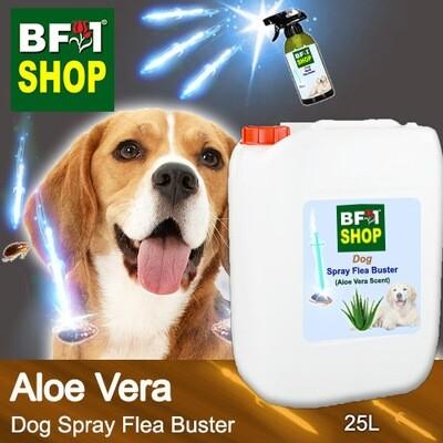 Dog Spray Flea Buster (DSY-Dog) - Aloe Vera - 25L ⭐⭐⭐⭐⭐