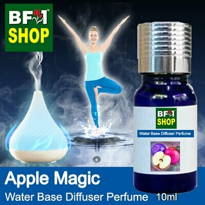 Aromatic Water Base Perfume (WBP) - Apple Magic - 10ml Diffuser Perfume