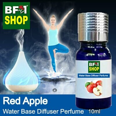Aromatic Water Base Perfume (WBP) - Apple Red Apple - 10ml Diffuser Perfume
