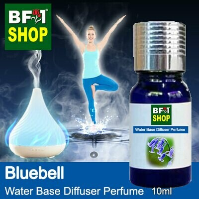 Aromatic Water Base Perfume (WBP) - Bluebell - 10ml Diffuser Perfume