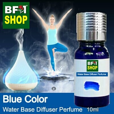 Aromatic Water Base Perfume (WBP) - Blue Color - 10ml Diffuser Perfume