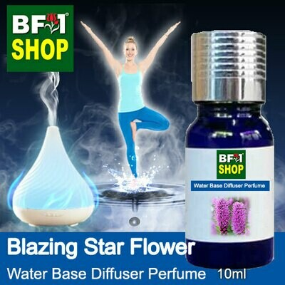 Aromatic Water Base Perfume (WBP) - Blazing Star Flower - 10ml Diffuser Perfume