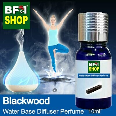 Aromatic Water Base Perfume (WBP) - Black Wood - 10ml Diffuser Perfume