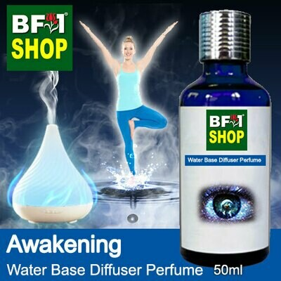 Aromatic Water Base Perfume (WBP) - Awakening - 50ml Diffuser Perfume