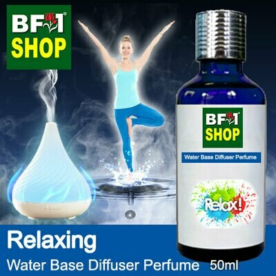 Aromatic Water Base Perfume (WBP) - Aura Relaxing - 50ml Diffuser Perfume