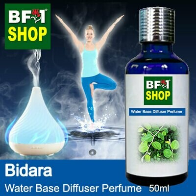 Aromatic Water Base Perfume (WBP) - Bidara - 50ml Diffuser Perfume