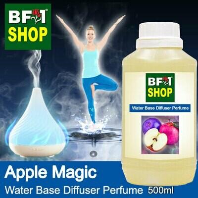Aromatic Water Base Perfume (WBP) - Apple Magic - 500ml Diffuser Perfume