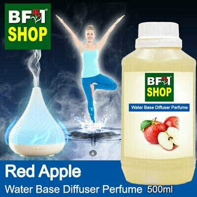 Aromatic Water Base Perfume (WBP) - Apple Red Apple - 500ml Diffuser Perfume