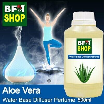 Aromatic Water Base Perfume (WBP) - Aloe Vera - 500ml Diffuser Perfume