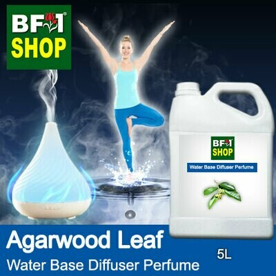 Aromatic Water Base Perfume (WBP) - Agarwood Leaf - 5L Diffuser Perfume