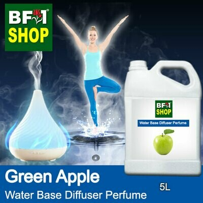 Aromatic Water Base Perfume (WBP) - Apple Green Apple - 5L Diffuser Perfume