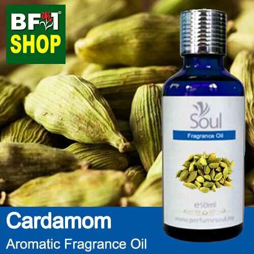 Aromatic Fragrance Oil (AFO) - Cardamom - 50ml