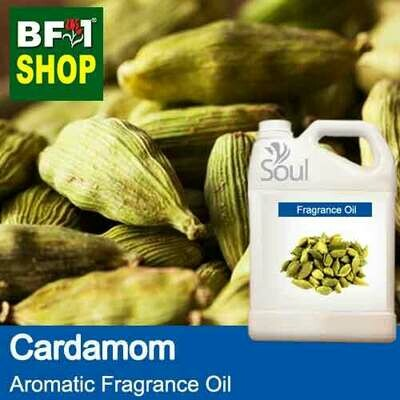 Aromatic Fragrance Oil (AFO) - Cardamom - 5L