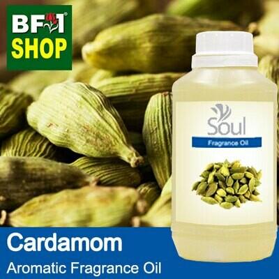 Aromatic Fragrance Oil (AFO) - Cardamom - 500ml
