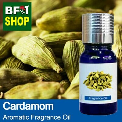 Aromatic Fragrance Oil (AFO) - Cardamom - 10ml
