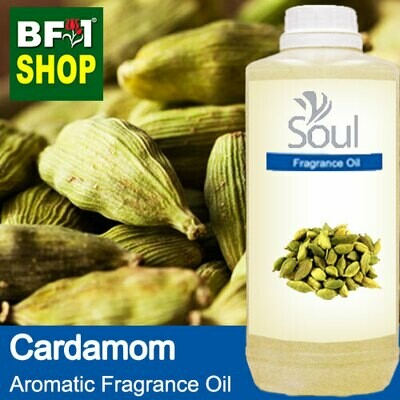 Aromatic Fragrance Oil (AFO) - Cardamom - 1L