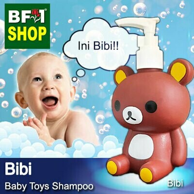 Baby Toys Shampoo (BTS) - Bibi - 300ml