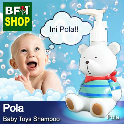 Baby Toys Shampoo (BTS) - Pola - 300ml