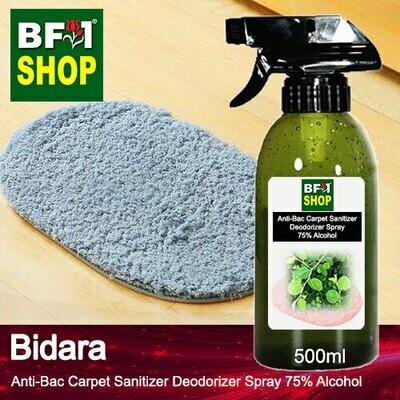 (ABCSD1) Bidara Anti-Bac Carpet Sanitizer Deodorizer Spray - 75% Alcohol - 500ml