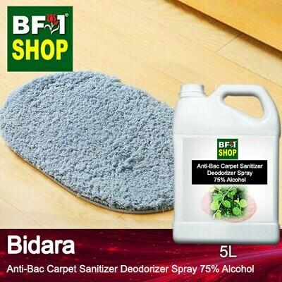 (ABCSD1) Bidara Anti-Bac Carpet Sanitizer Deodorizer Spray - 75% Alcohol - 5L