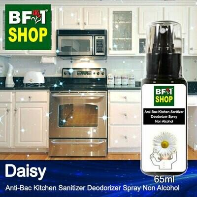 (ABKSD) Daisy Anti-Bac Kitchen Sanitizer Deodorizer Spray - Non Alcohol - 65ml