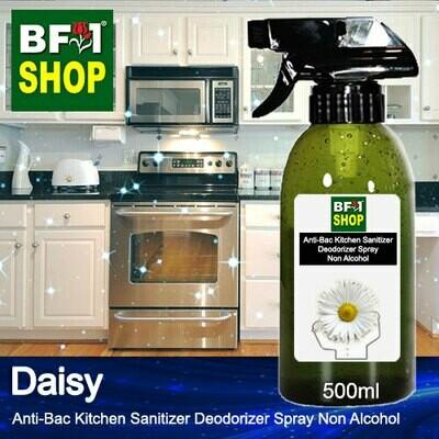 (ABKSD) Daisy Anti-Bac Kitchen Sanitizer Deodorizer Spray - Non Alcohol - 500ml