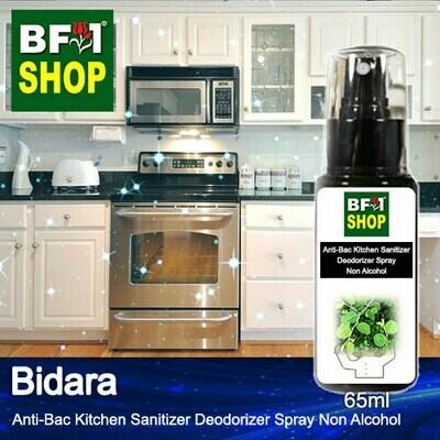 (ABKSD) Bidara Anti-Bac Kitchen Sanitizer Deodorizer Spray - Non Alcohol - 65ml