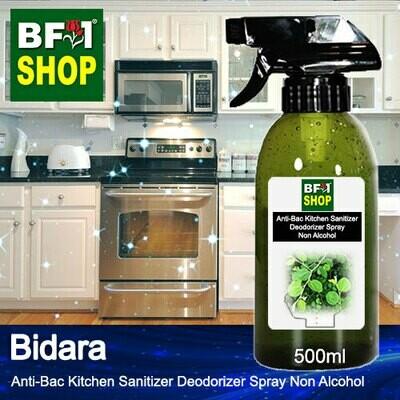 (ABKSD) Bidara Anti-Bac Kitchen Sanitizer Deodorizer Spray - Non Alcohol - 500ml