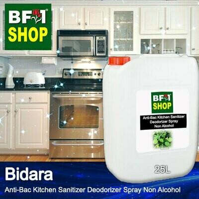 (ABKSD) Bidara Anti-Bac Kitchen Sanitizer Deodorizer Spray - Non Alcohol - 25L