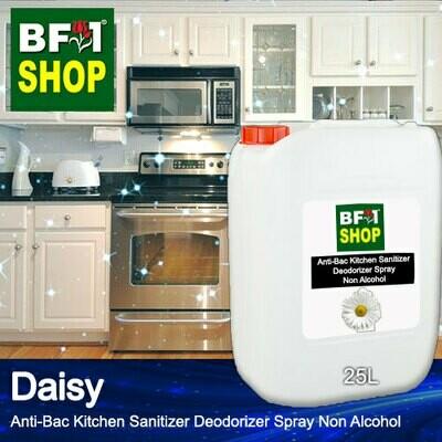 (ABKSD) Daisy Anti-Bac Kitchen Sanitizer Deodorizer Spray - Non Alcohol - 25L