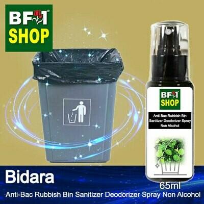 (ABRBSD) Bidara Anti-Bac Rubbish Bin Sanitizer Deodorizer Spray - Non Alcohol - 65ml