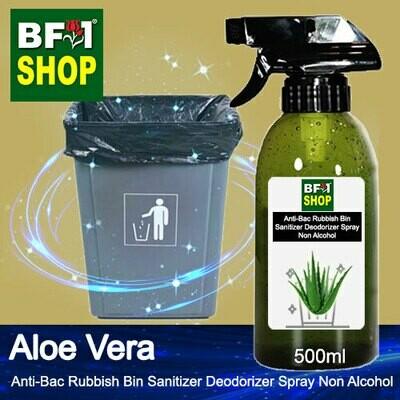 (ABRBSD) Aloe Vera Anti-Bac Rubbish Bin Sanitizer Deodorizer Spray - Non Alcohol - 500ml