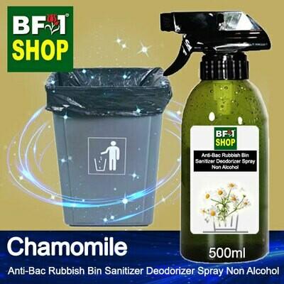 (ABRBSD) Chamomile Anti-Bac Rubbish Bin Sanitizer Deodorizer Spray - Non Alcohol - 500ml