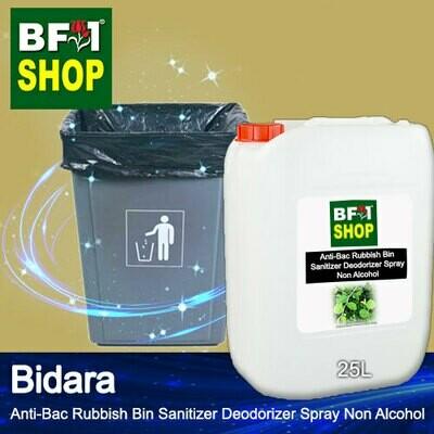 (ABRBSD) Bidara Anti-Bac Rubbish Bin Sanitizer Deodorizer Spray - Non Alcohol - 25L