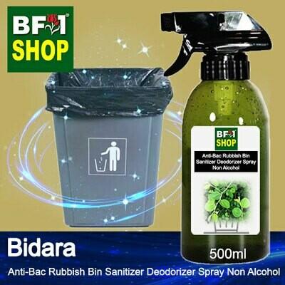 (ABRBSD) Bidara Anti-Bac Rubbish Bin Sanitizer Deodorizer Spray - Non Alcohol - 500ml