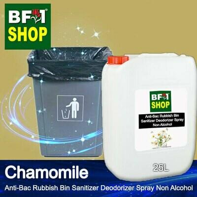(ABRBSD) Chamomile Anti-Bac Rubbish Bin Sanitizer Deodorizer Spray - Non Alcohol - 25L